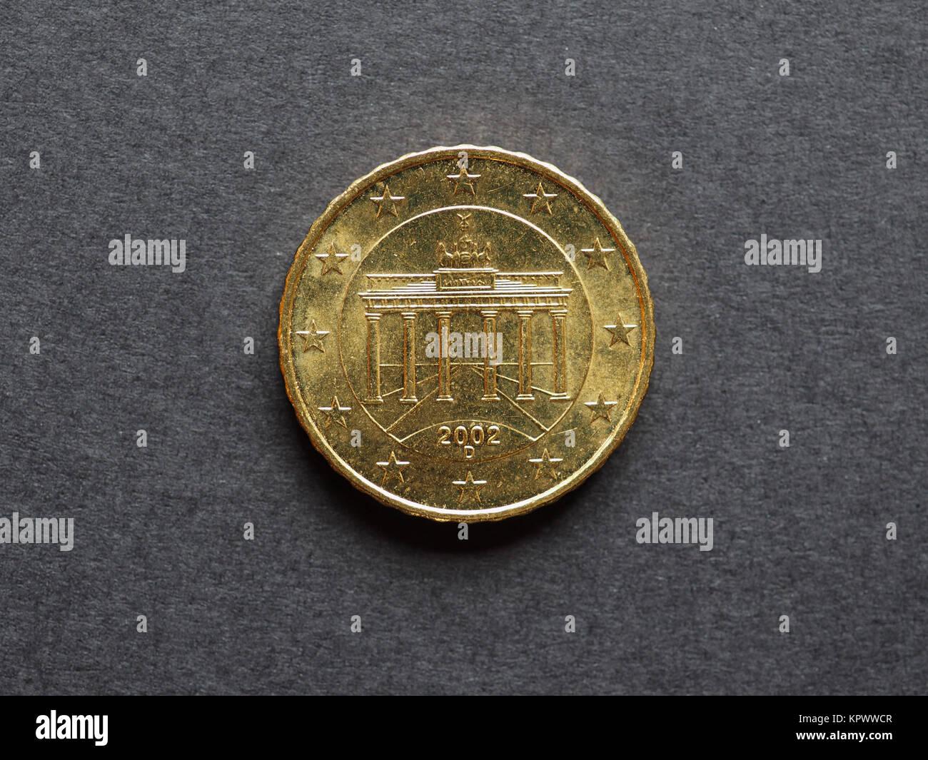 10 Cent Euro Münze Stockfoto Bild 168984503 Alamy