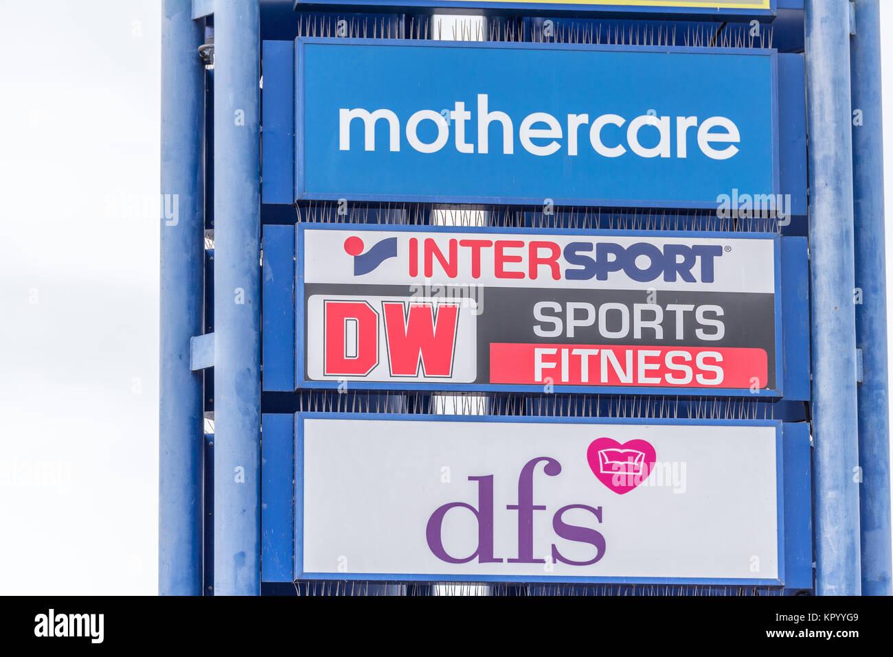 Intersport Stockfotos & Intersport Bilder Alamy