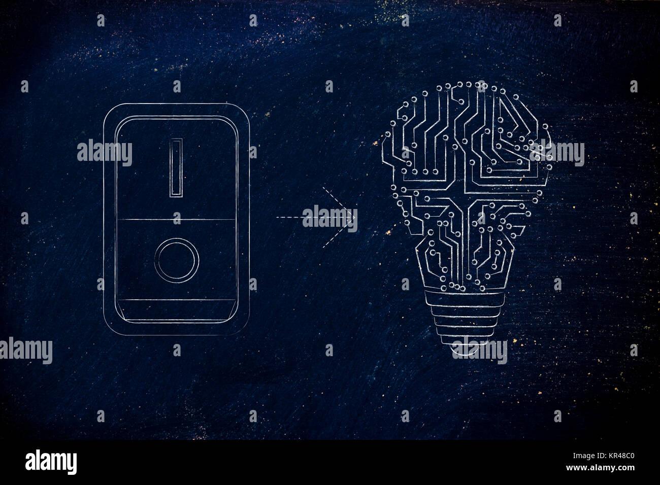 Logic Gate Stockfotos & Logic Gate Bilder - Alamy
