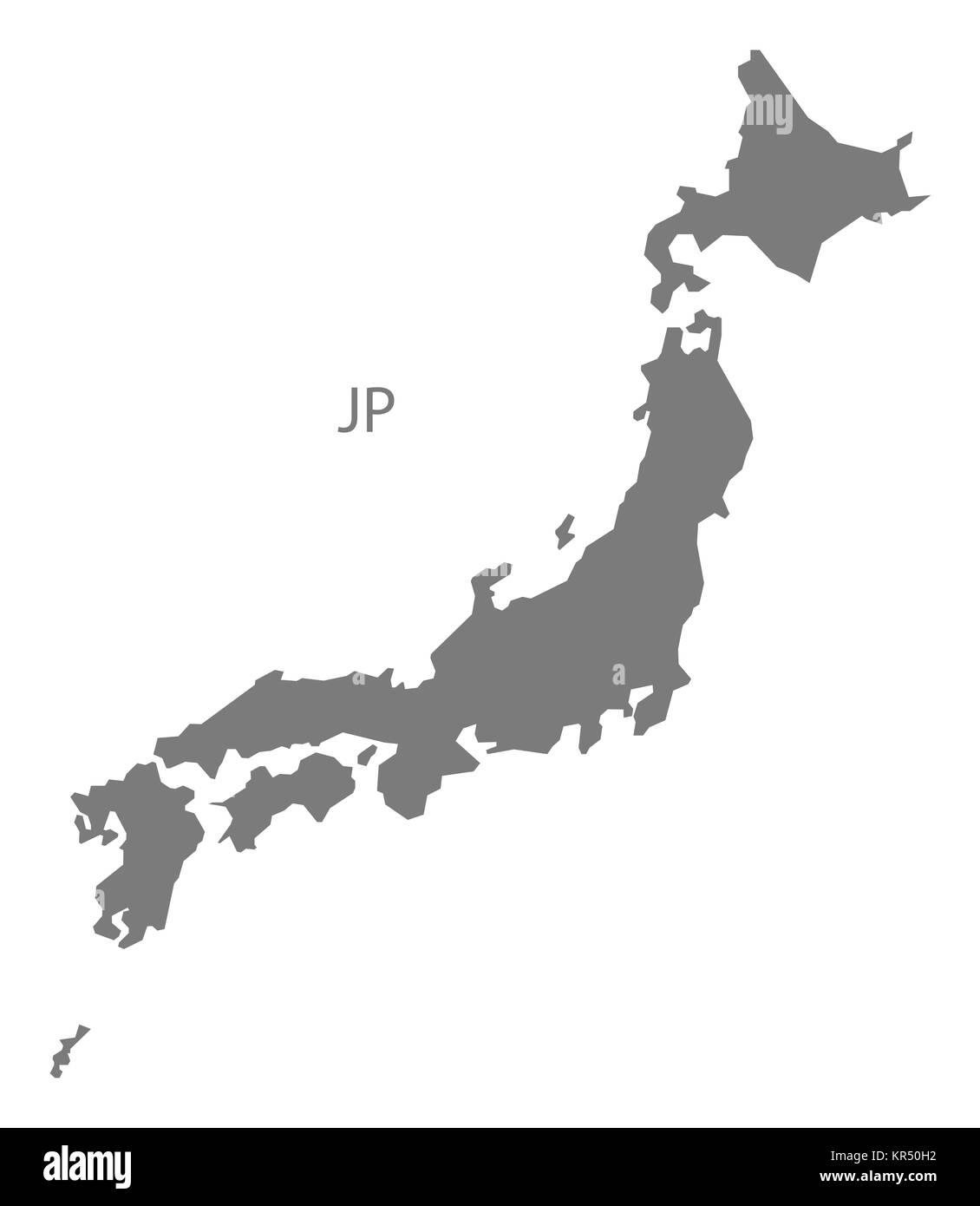 World Map Illustration Japan Stockfotos & World Map ...