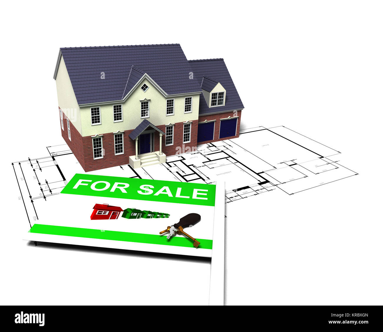 Blueprints 3d Stockfotos & Blueprints 3d Bilder - Alamy