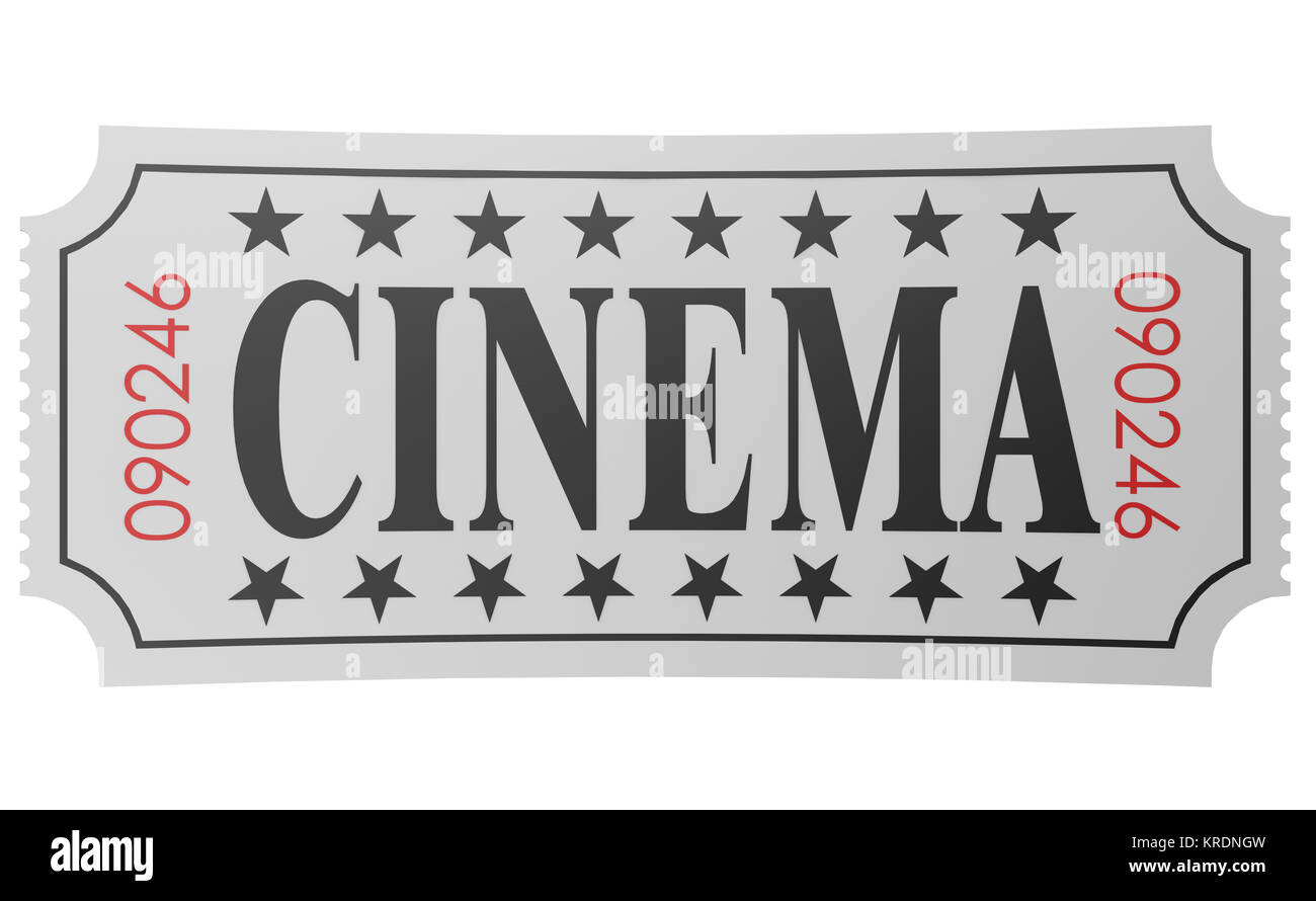 Free Movie Ticket Stockfotos & Free Movie Ticket Bilder - Alamy