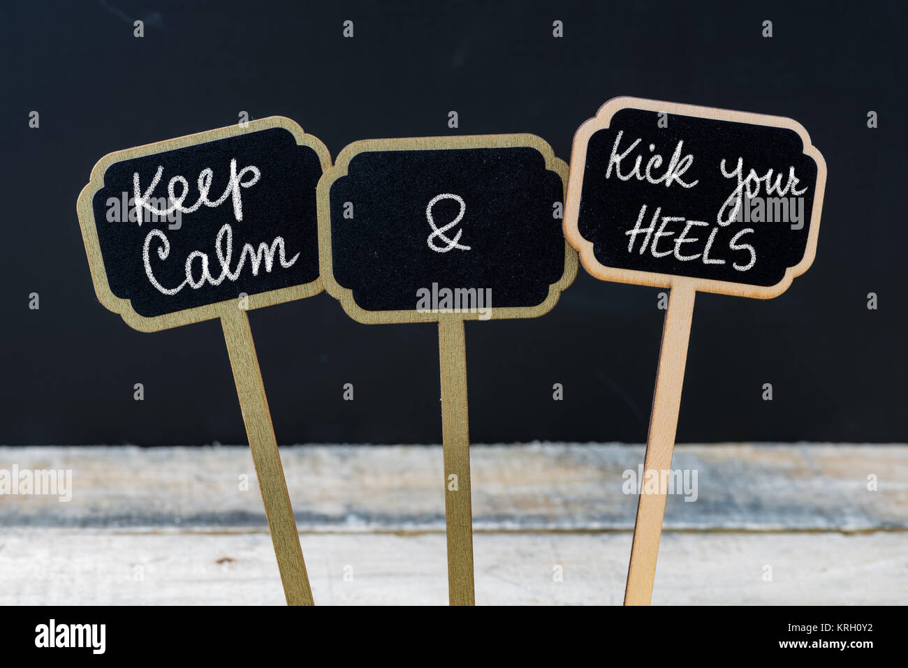 Kick Me Note Stockfotos & Kick Me Note Bilder - Alamy