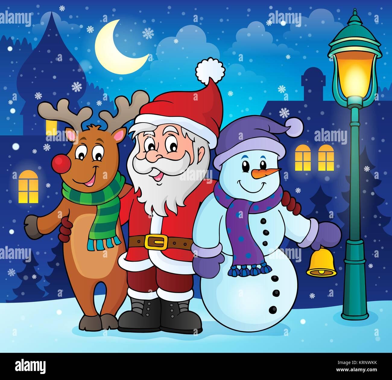 Weihnachten zeichen Thema Bild 2 Stockfoto, Bild: 169511543 - Alamy