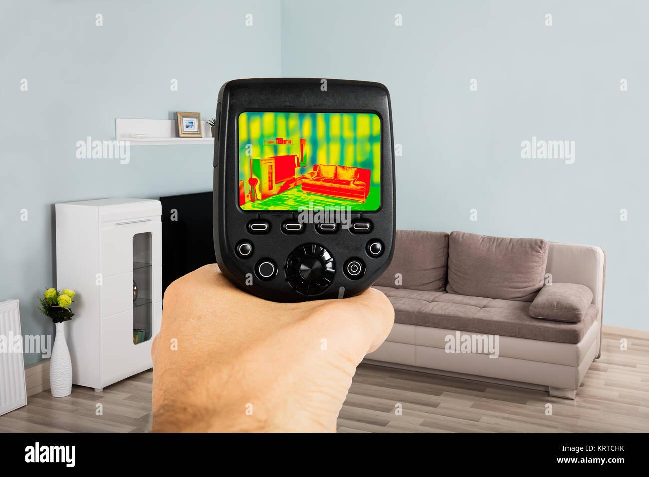 Thermal camera stockfotos thermal camera bilder alamy for Fliegen lebensdauer