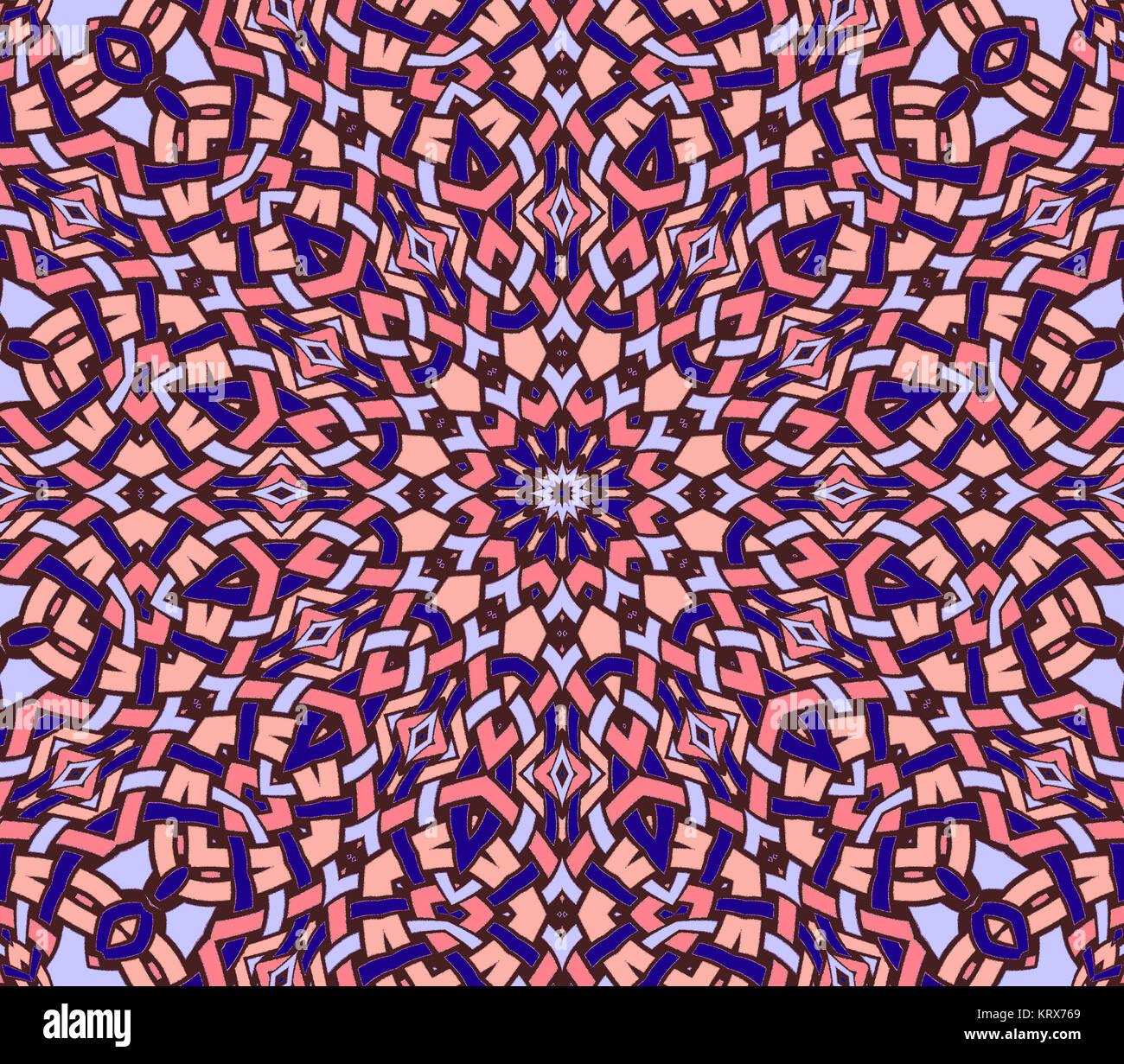 Abstrakte Geometrische Nahtlose Hintergrund Regelmassige Schwierige