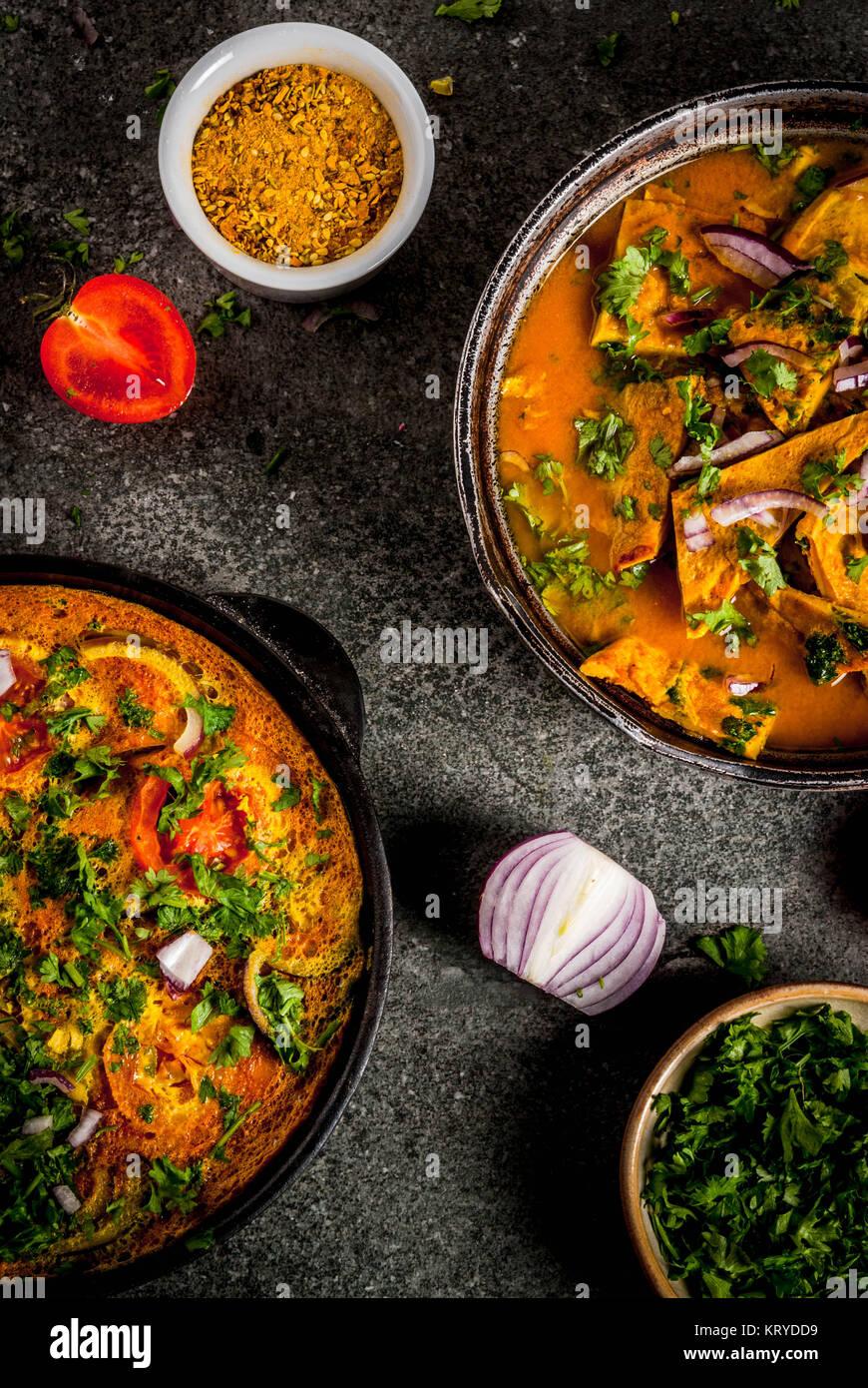 Indische Küche Rezepte, Masala Omelett Omelett mit und indische ...