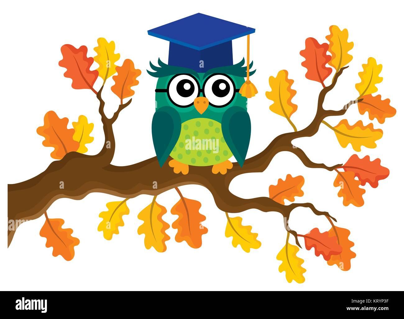 Eule Schule Stockfotos Eule Schule Bilder Alamy