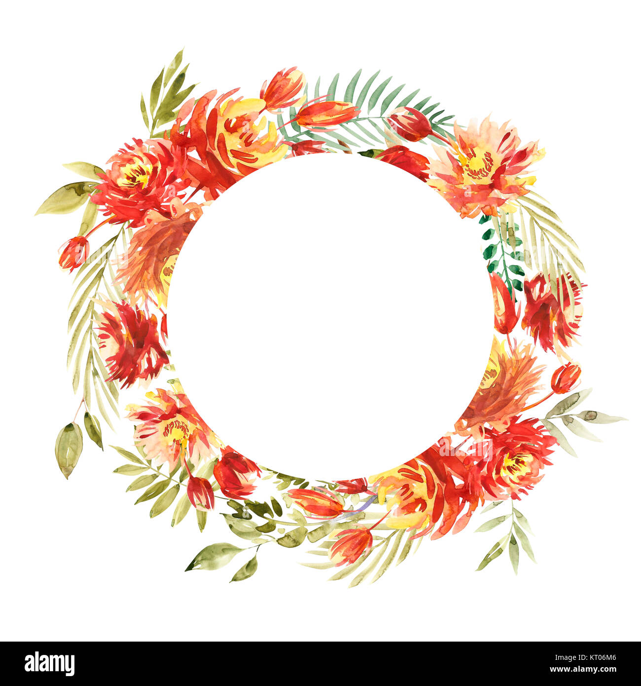Vintage Karte, Aquarell Einladung Hochzeit Design Mit Rote Pfingstrose,  Verlässt. Blume Hintergrund Mit