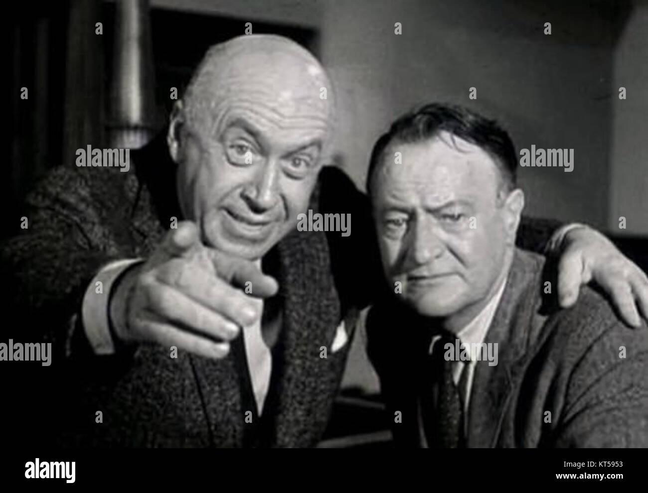 Otto Preminger Stockfotos & Otto Preminger Bilder - Alamy