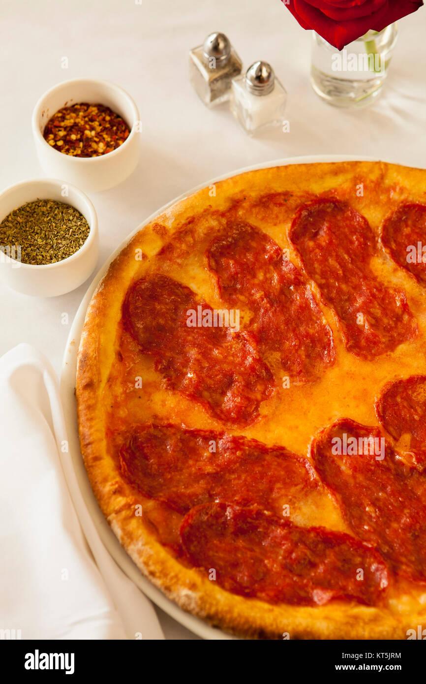 Pizza La Stockfotos & Pizza La Bilder - Alamy