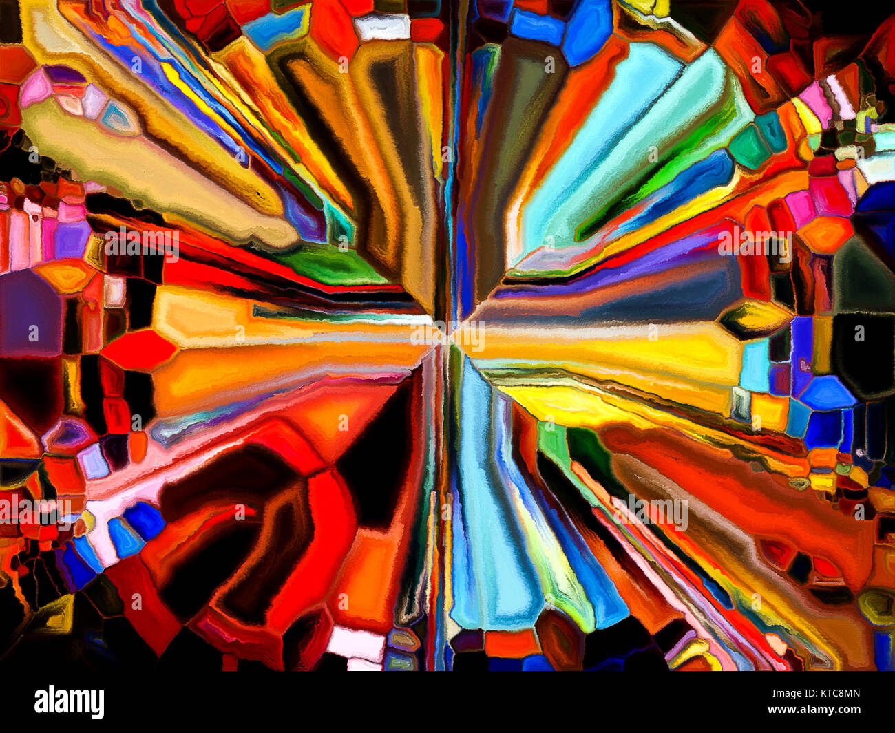 Watercolor Contemporary Design Template Background Stockfotos ...
