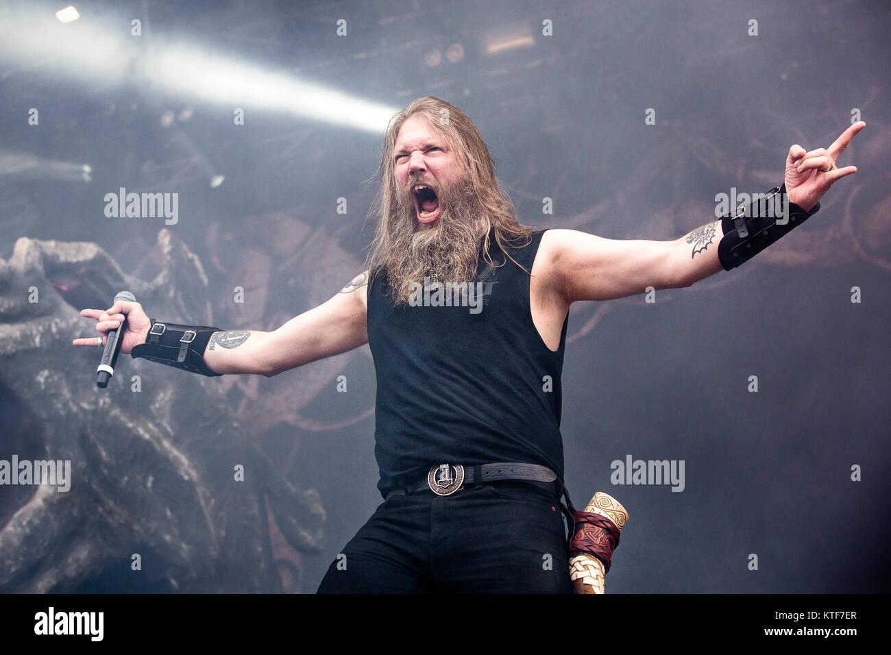 Schwedische Metal Band