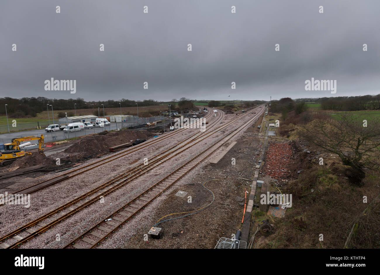 Track Layout Stockfotos & Track Layout Bilder - Alamy
