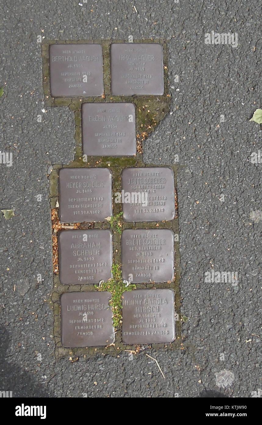 Bad Laasphe Bahnhofstr 67 Stockfoto Bild 170060044 Alamy