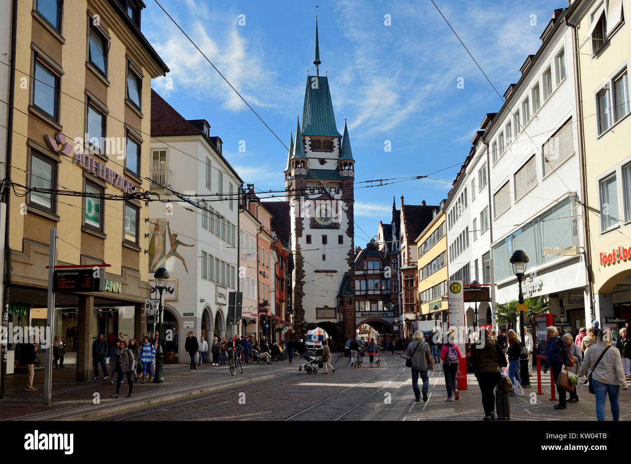 Freiburg Shopping