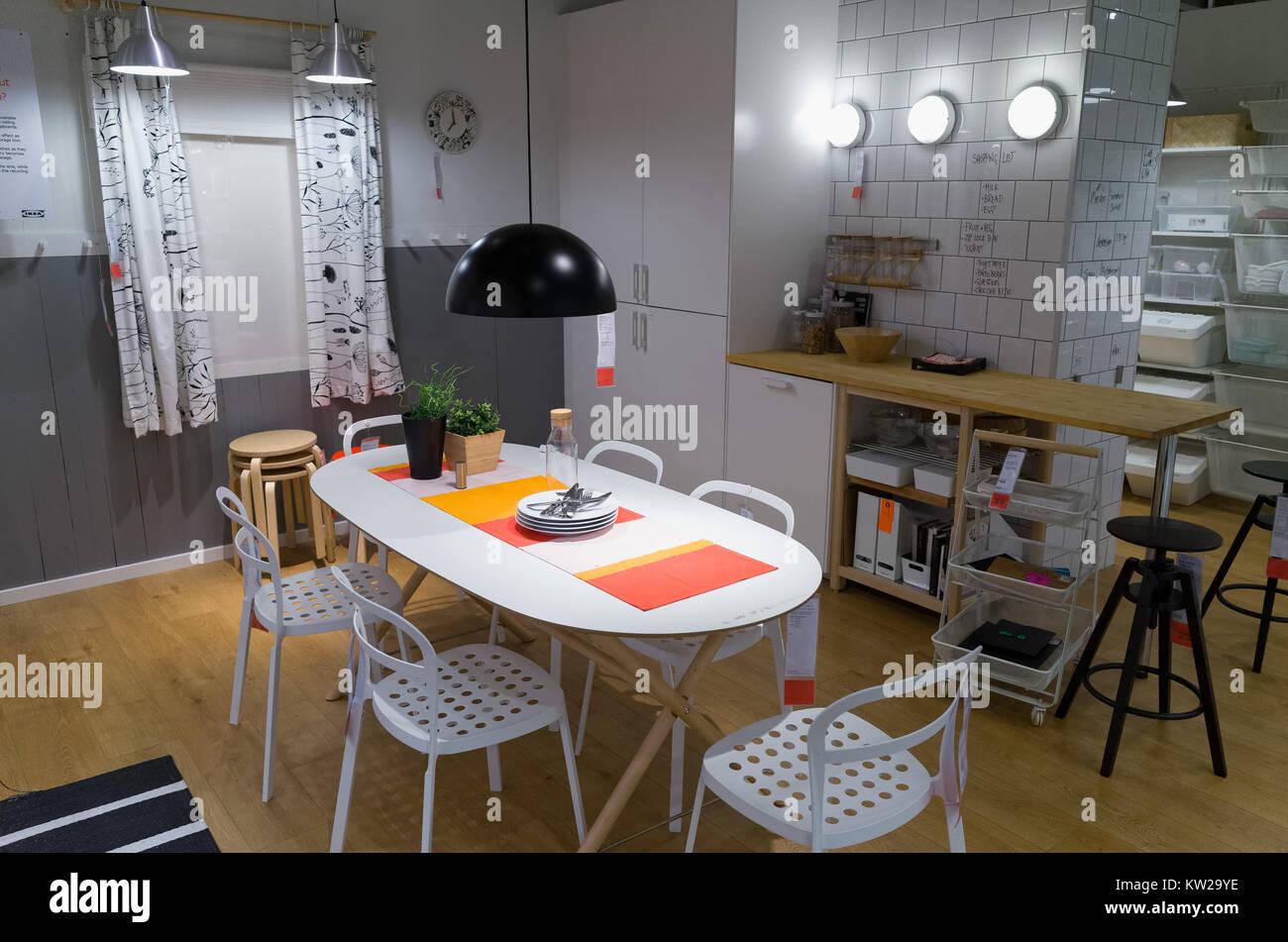 Ikea Showroom Stockfotos & Ikea Showroom Bilder - Alamy
