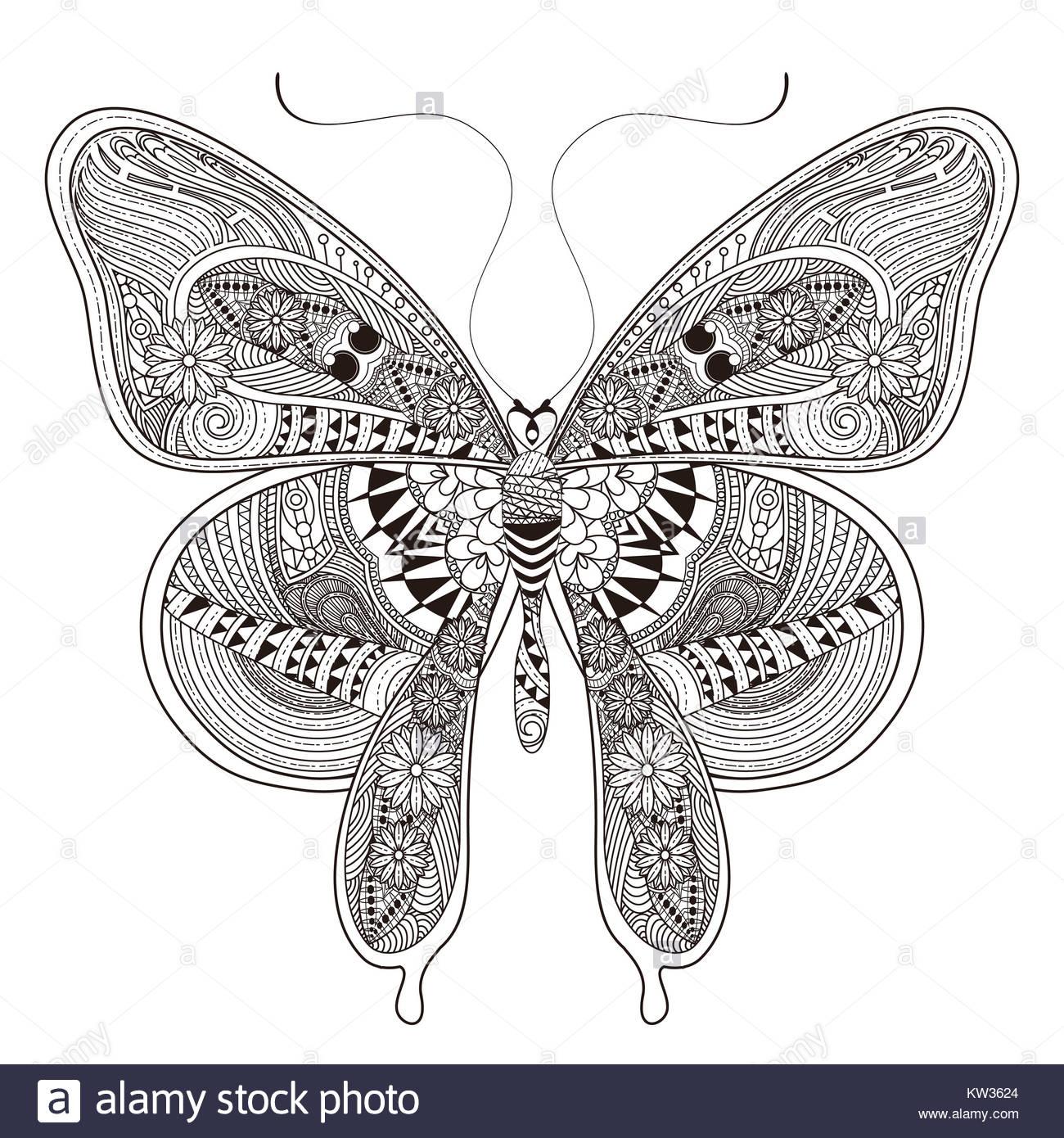 Charmant Druckbare Schmetterling Malvorlagen Bilder - Malvorlagen ...