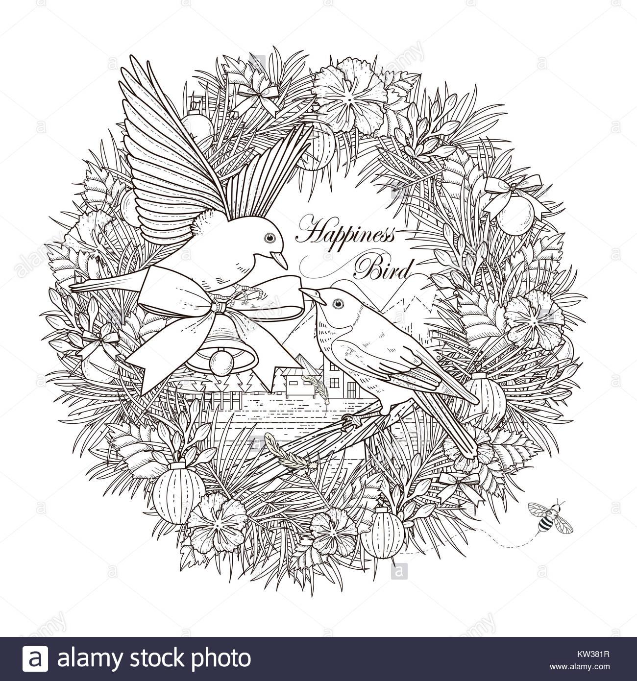 Romantic Birds Stockfotos & Romantic Birds Bilder - Alamy
