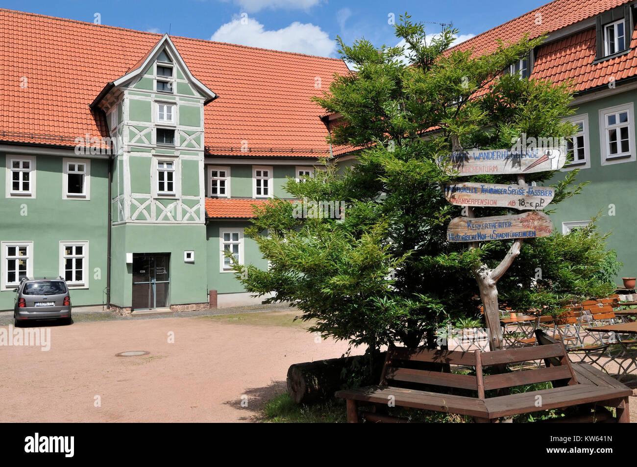 Eisenach Stockbild
