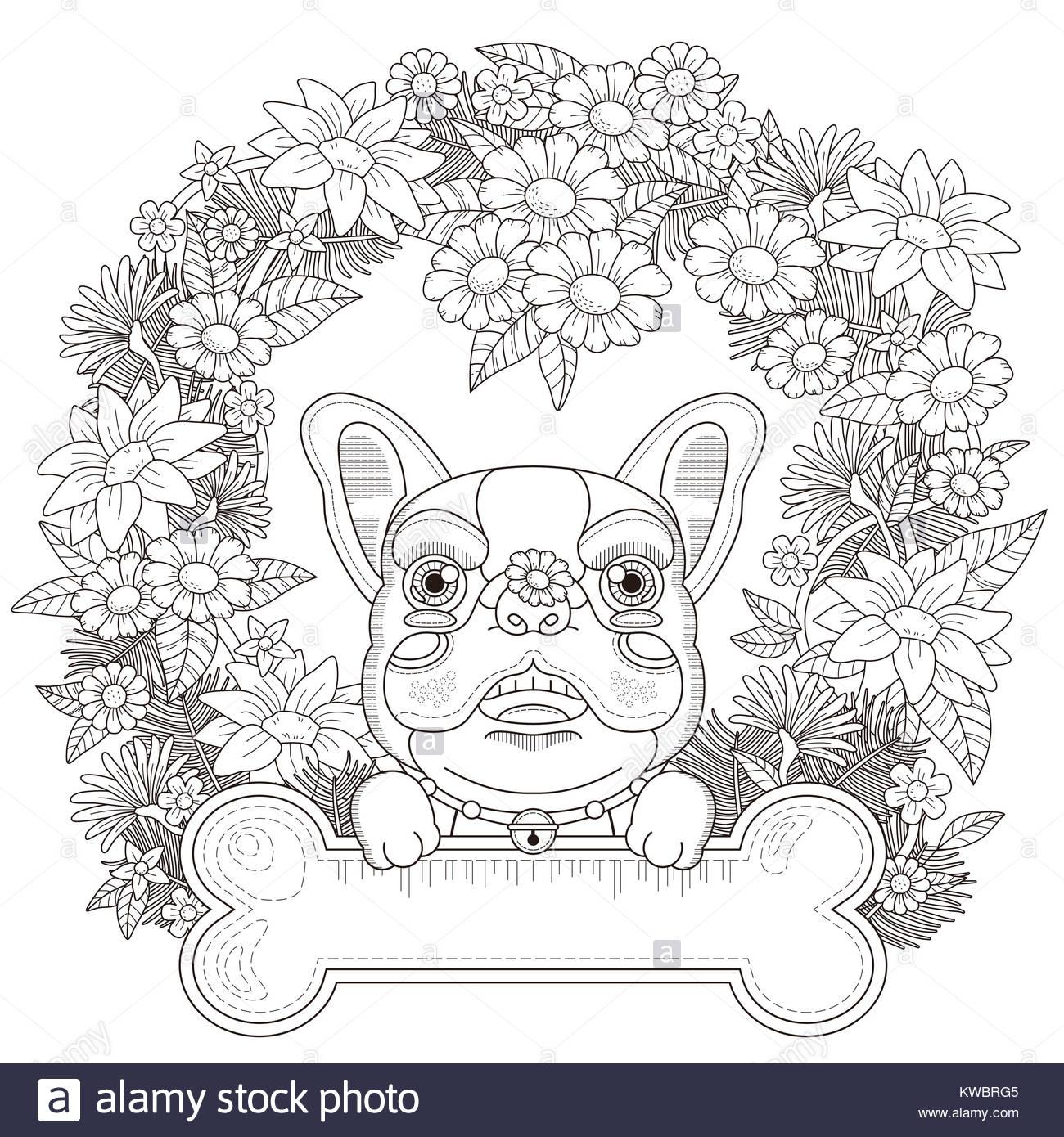 Fein Malvorlagen Doggy Fotos - Beispielzusammenfassung Ideen ...