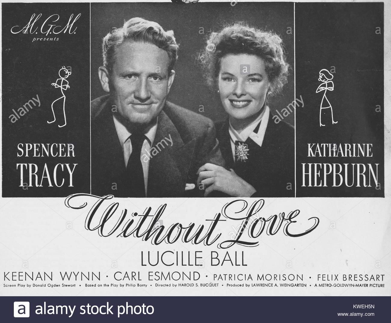 Ohne Liebe 1945 Us Amerikanische Romantische Komödie Film