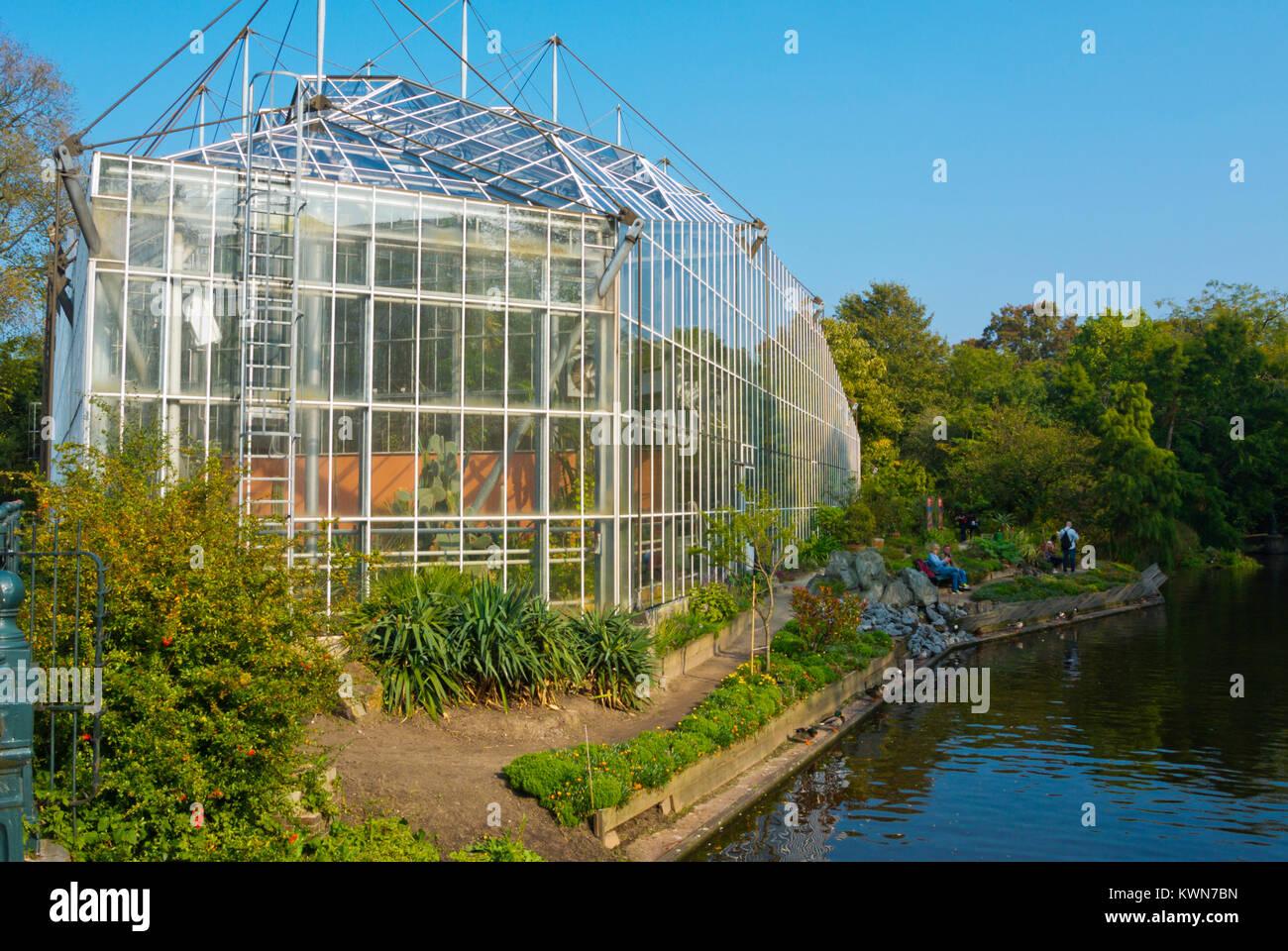 Hortus Botanicus Botanischer Garten Amsterdam Niederlande