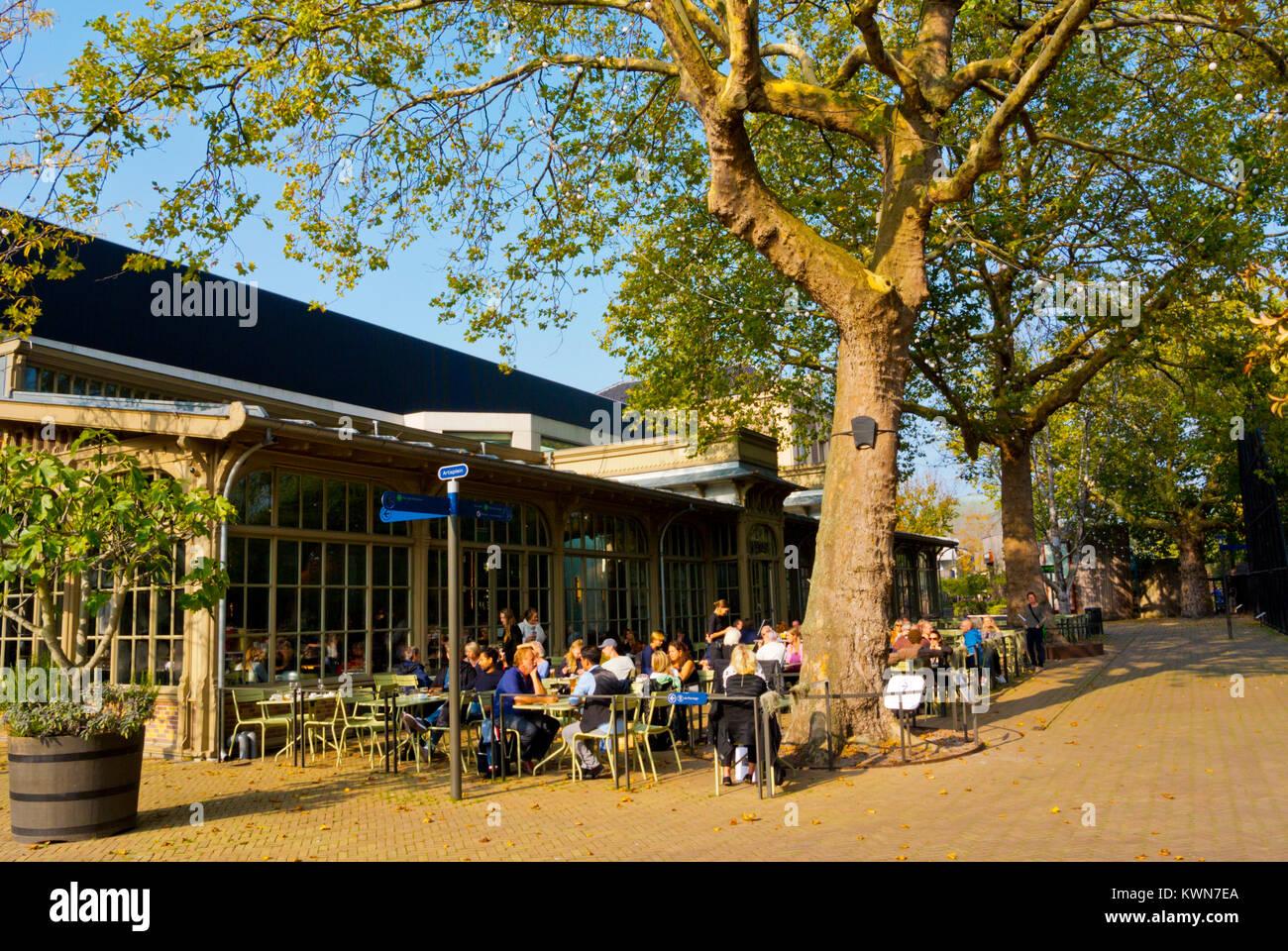 Cafe Restaurant De Plantage Artisplein Artis Zoologischer Garten