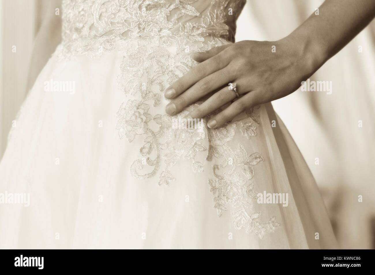 Bridal Preparations Stockfotos & Bridal Preparations Bilder - Alamy