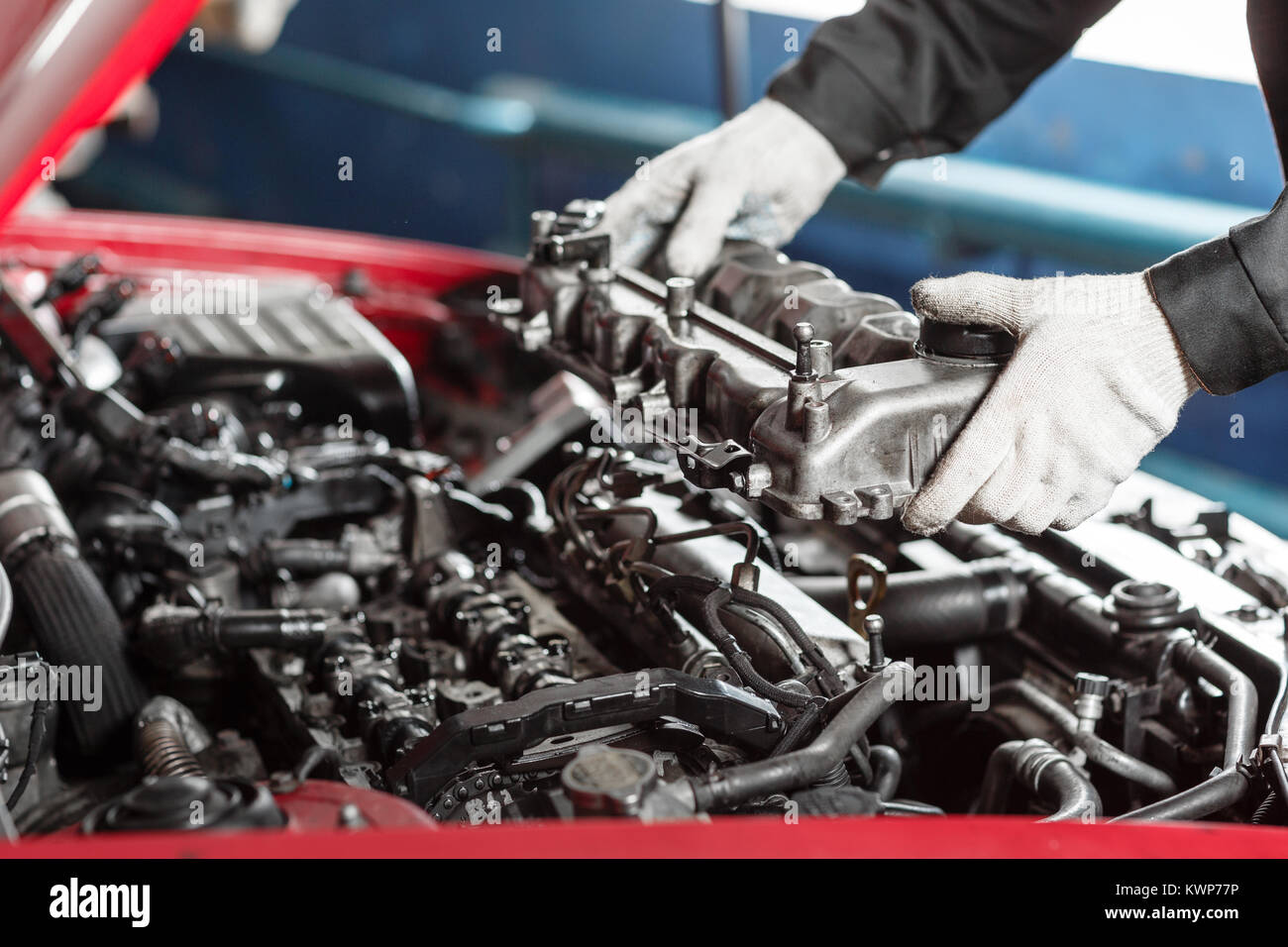Automotive Repair Stockfotos & Automotive Repair Bilder - Alamy