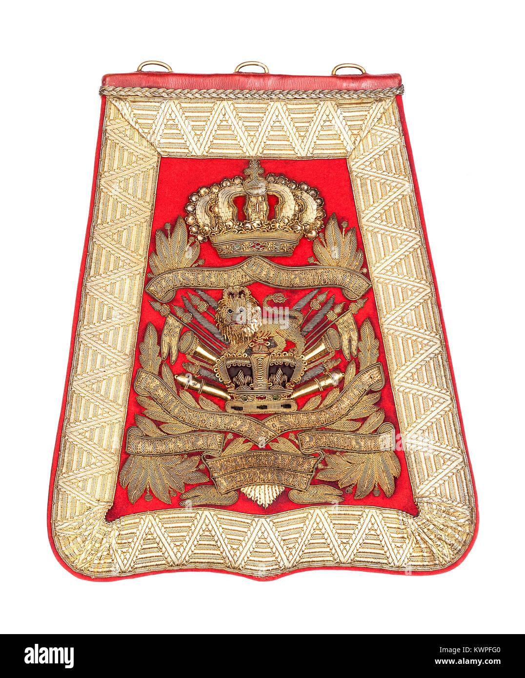 info for a38ac 17a9f 15 (der König) die Husaren Offizier vollen Kleid Stickerei ...