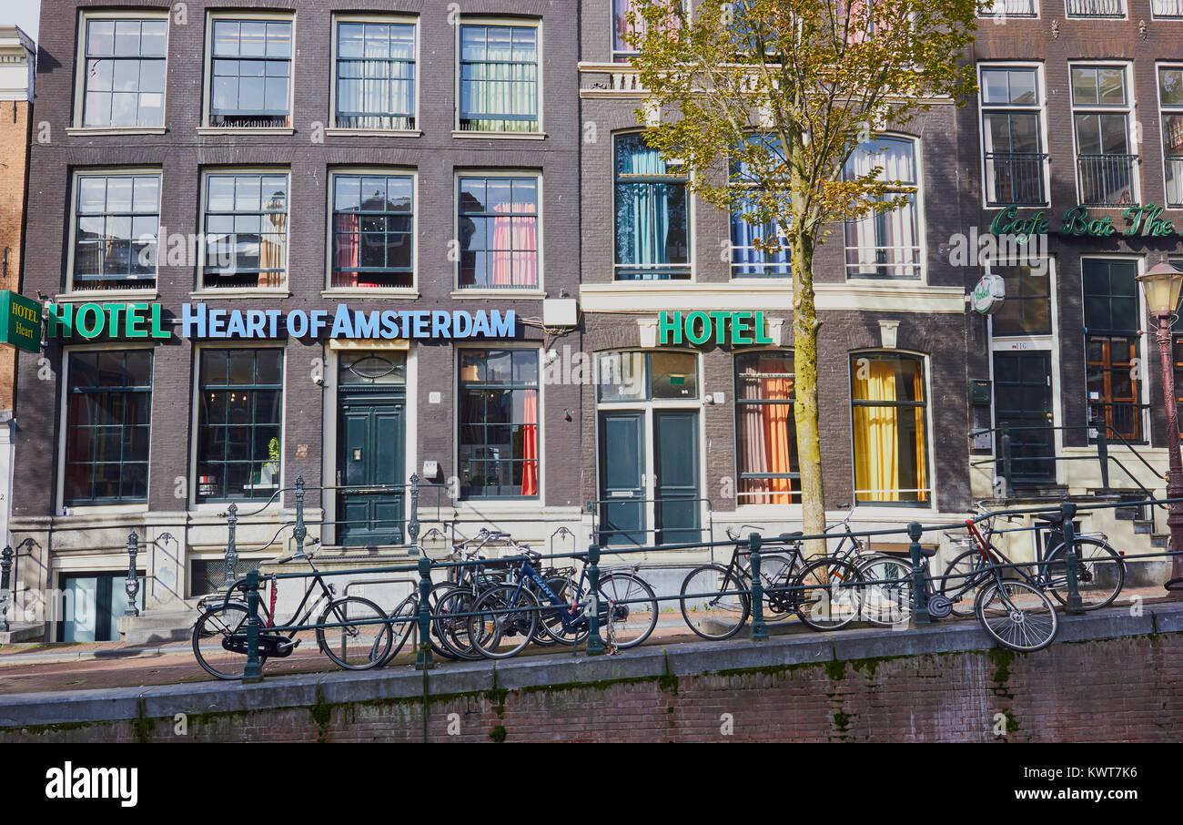 Hotel Amsterdam Eine Herberge In Der Red Light District De Wallen