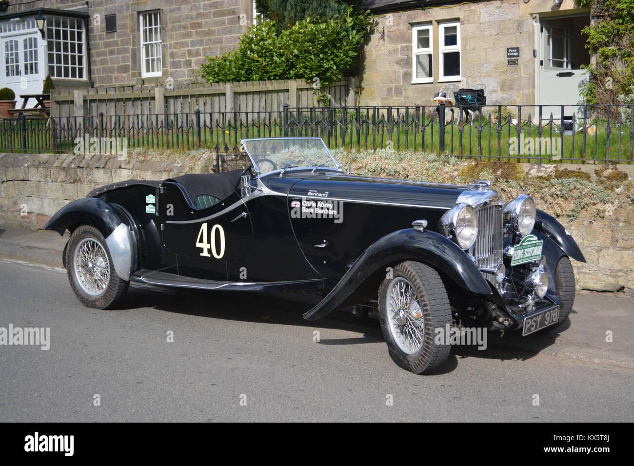 Hatton Park Car Show
