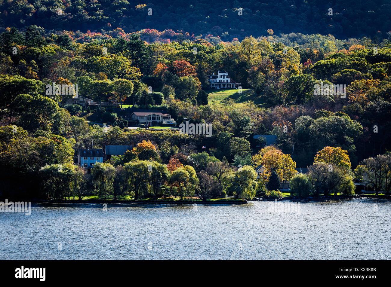 Geschwindigkeit aus dem Hudson-Tal