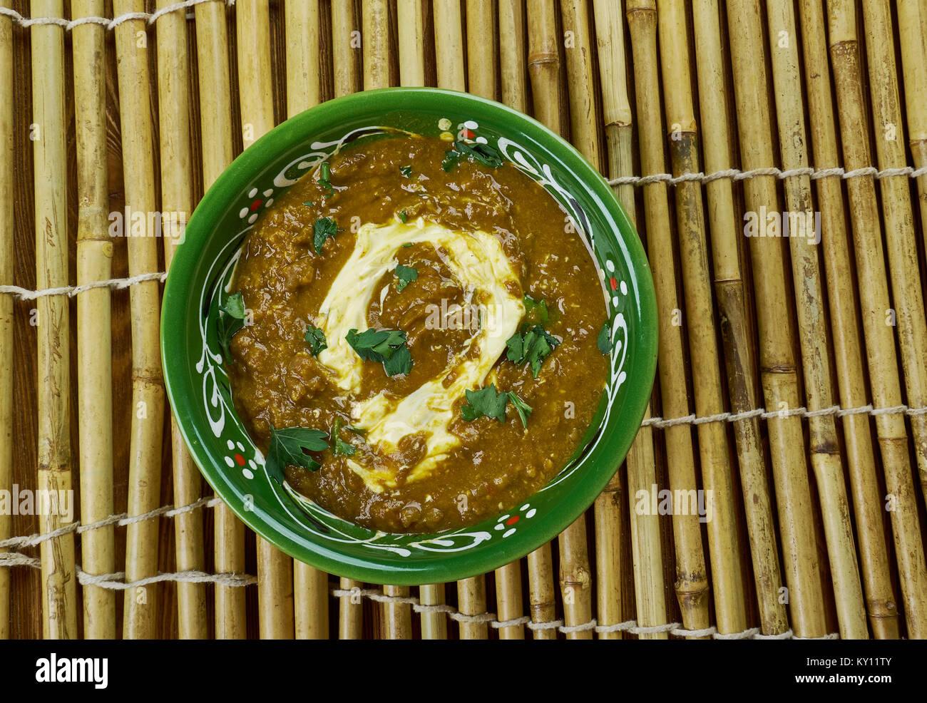 Dal Bukhara Stockfotos & Dal Bukhara Bilder - Alamy