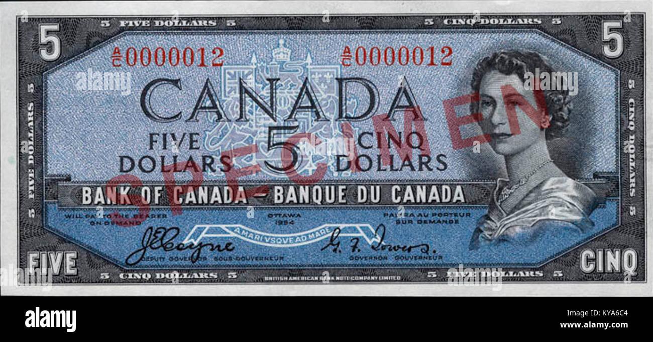 Großzügig Kanadische Geldschablone Galerie - Beispiel Wiederaufnahme ...