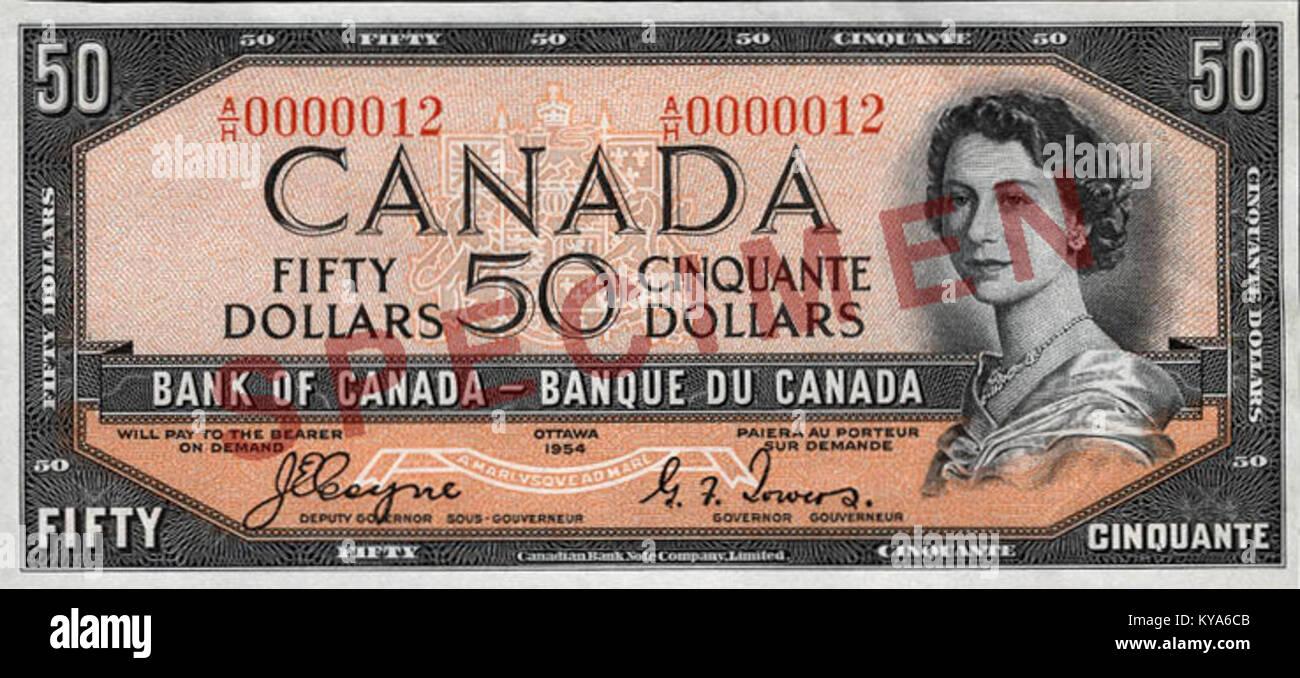 Ungewöhnlich Gefälschte Kanadische Geld Vorlage Ideen - Beispiel ...