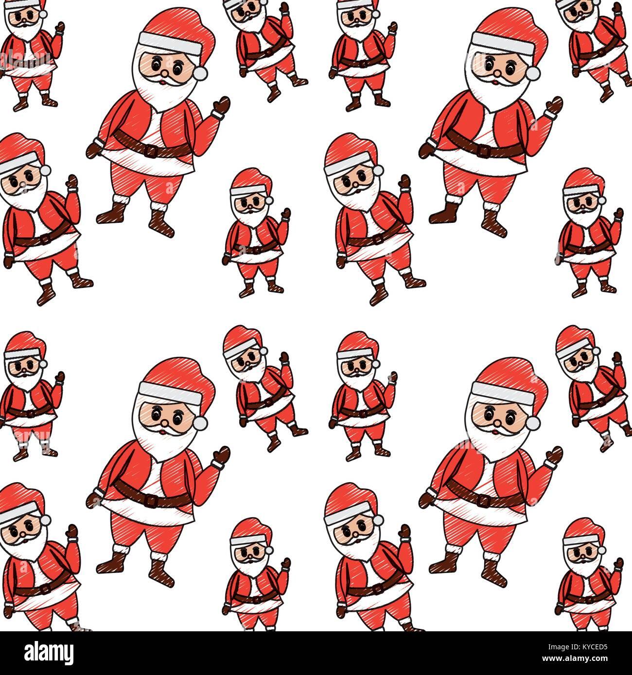 Großzügig Santa Gesicht Malvorlagen Ideen - Beispiel Anschreiben für ...