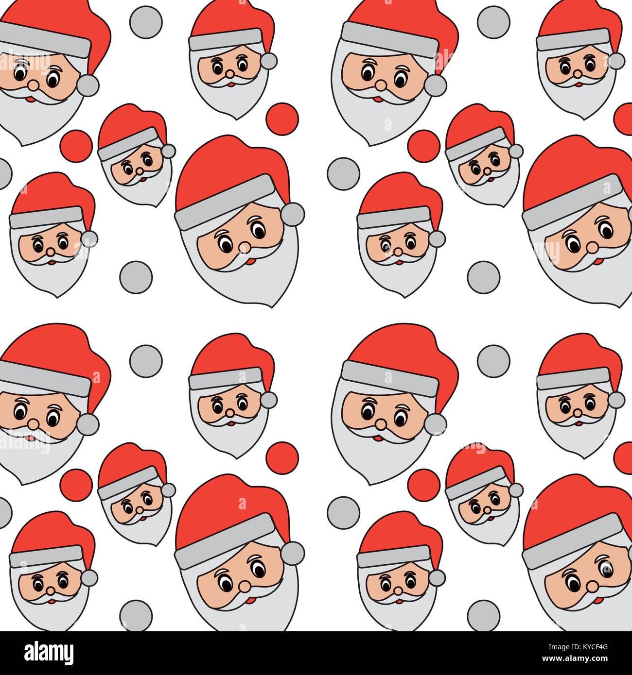 Berühmt Malvorlagen Santa Claus Gesicht Fotos - Beispiel Business ...