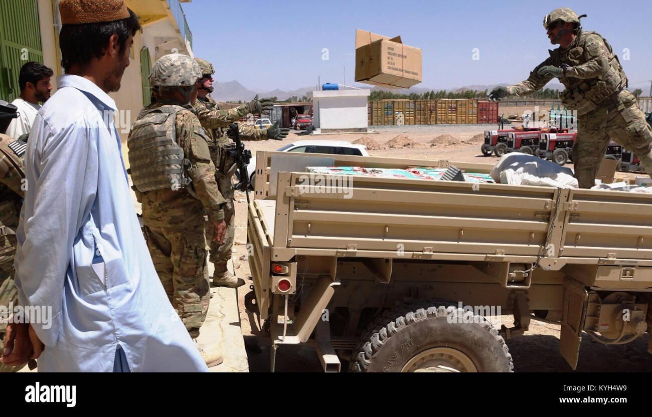 Chat mit dem Militär in Übersee