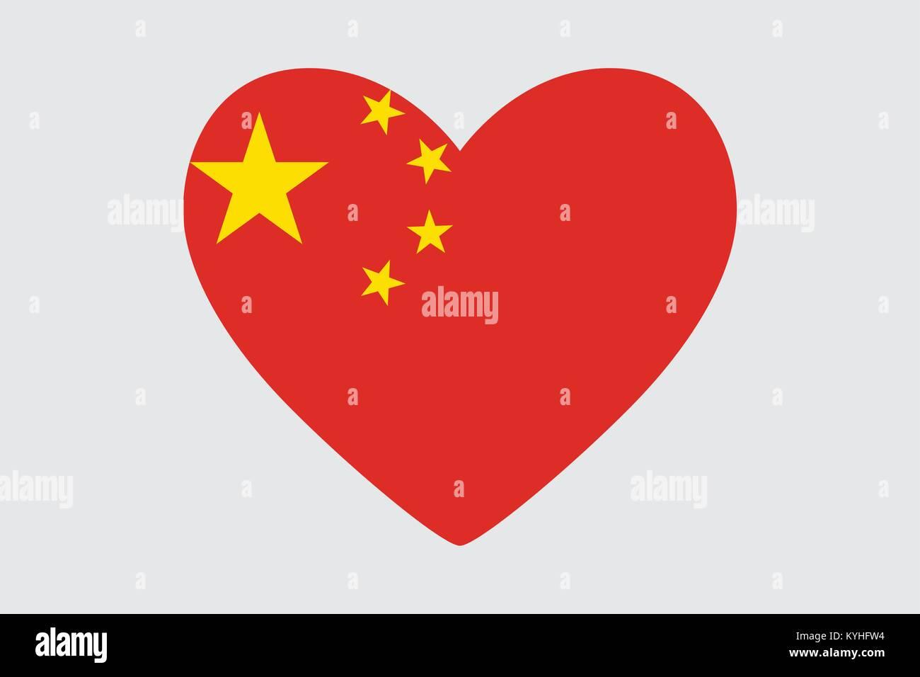 Nett Chinesische Flagge Färbung Seite Galerie - Malvorlagen Von ...