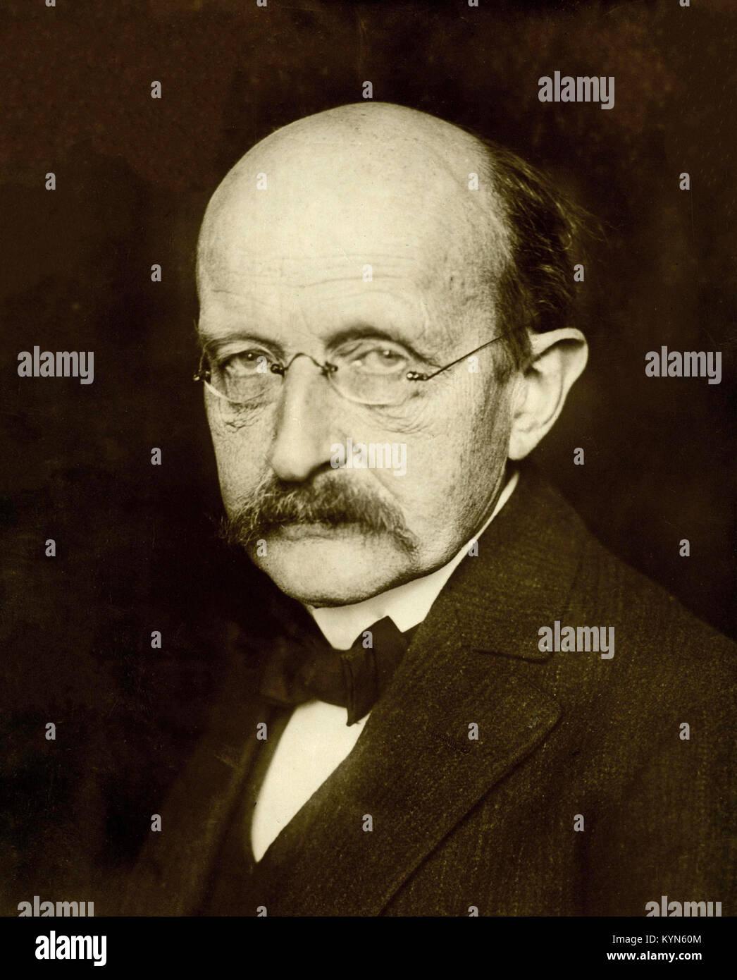 Nobelpreis Physik 1918