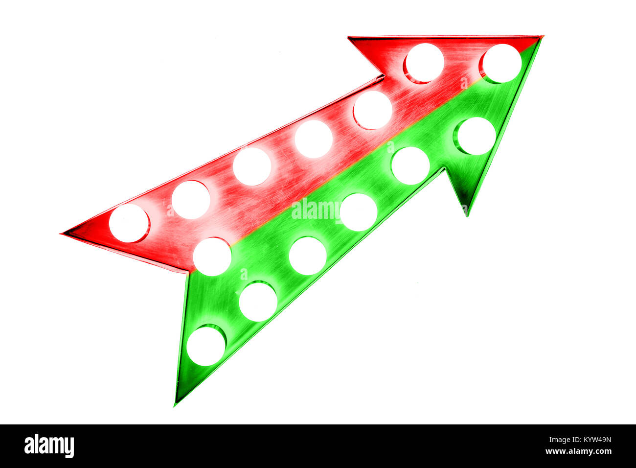Vector Marquee Arrow Symbol Stockfotos & Vector Marquee Arrow Symbol ...
