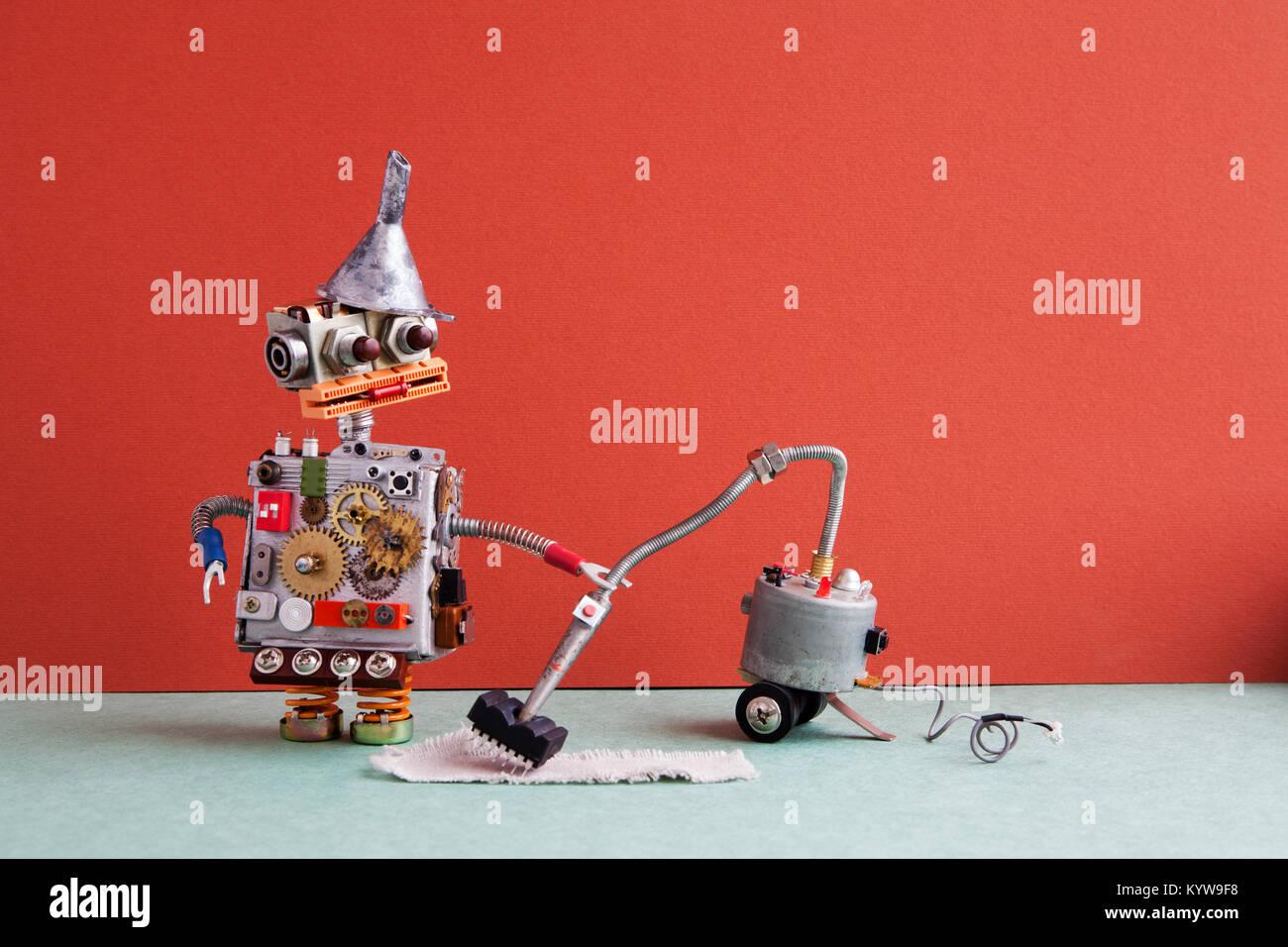 Fußboden Roboter ~ Roboter staubsauger auf holz parkett smart vakuum neue