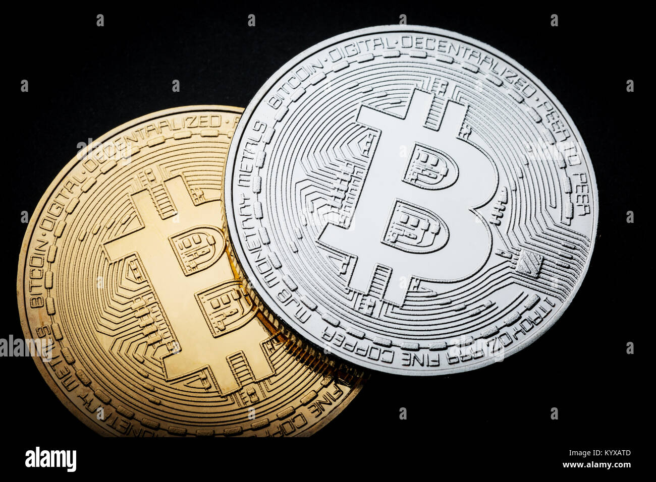Black Bitcoin Stockfotos & Black Bitcoin Bilder - Alamy