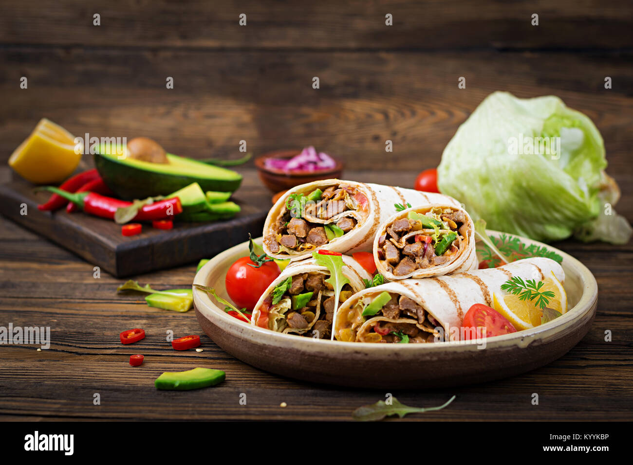 Wunderbar Baja Burrito Küche Bilder - Ideen Für Die Küche Dekoration ...