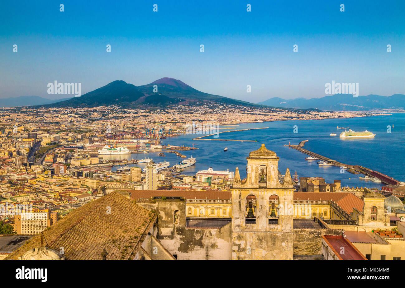 Stadt Nördl. Von Neapel