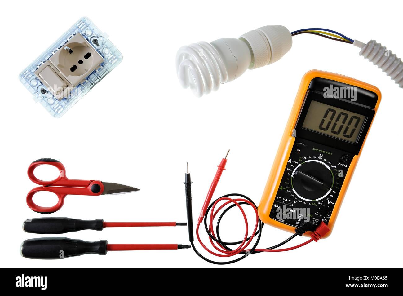 Charmant Dekorative Elektrische Kabel Ideen - Der Schaltplan ...