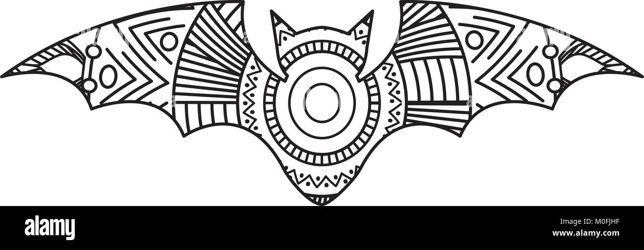 Vampire Bat Tattoo Stockfotos & Vampire Bat Tattoo Bilder - Alamy