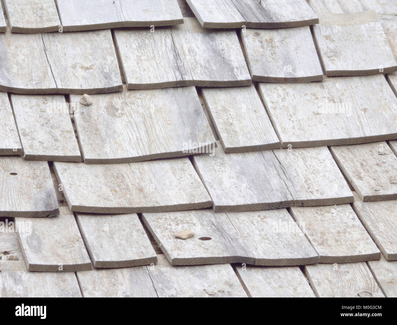 holz dachschindeln eine art holz dachziegel stockfoto bild 172457620 alamy. Black Bedroom Furniture Sets. Home Design Ideas